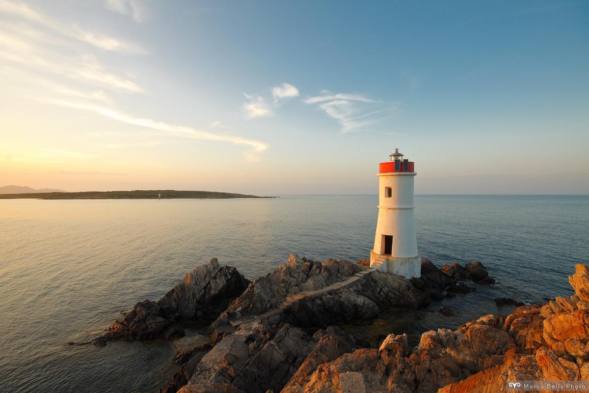 Capo Ferro Lighthouse