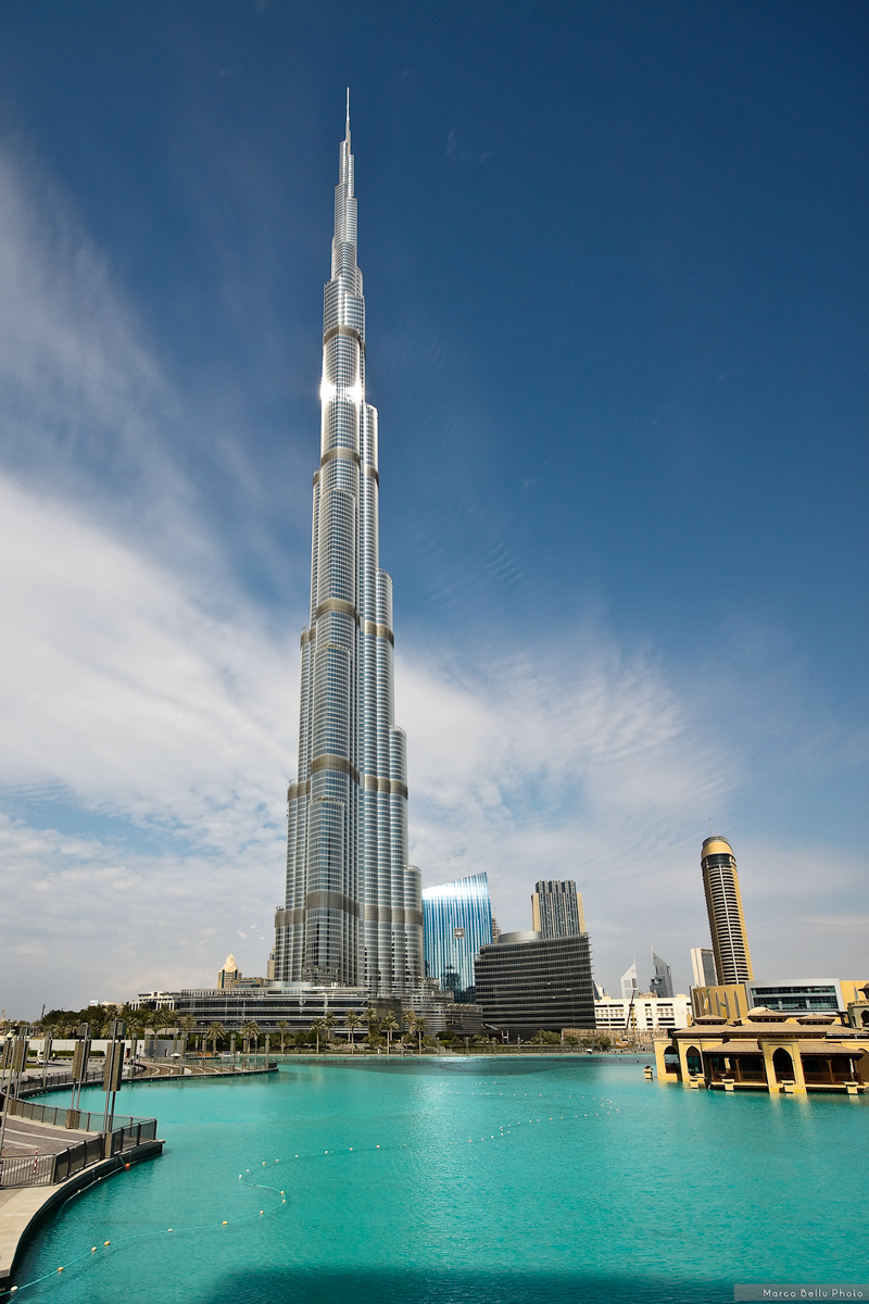Dubai The Burji Kalifa