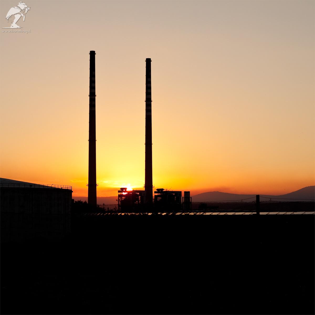 Ottana: tramonto sulla chimica