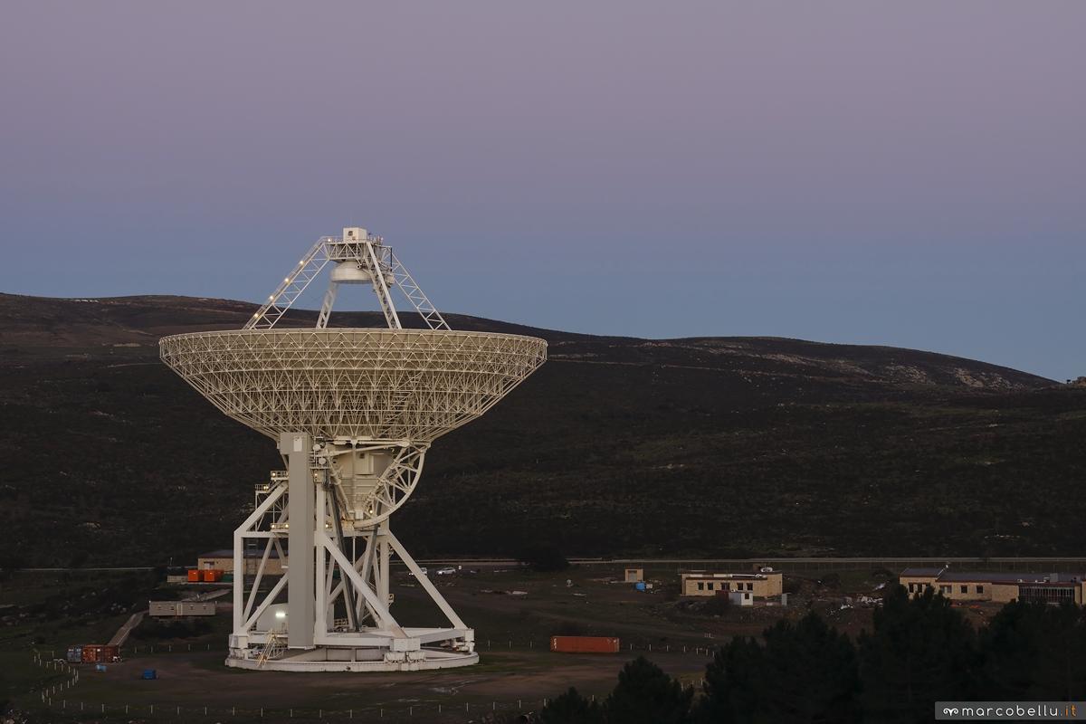 SRT Sardinia Radio Telescope