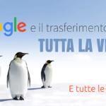 Google NON penalizza i siti che cambiano gestore