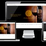 Il sito web di Cantina Canneddu