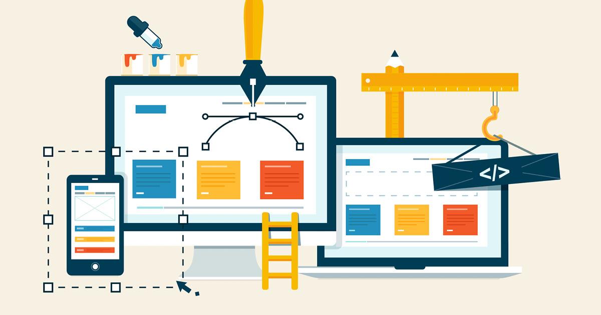 web design MOBU