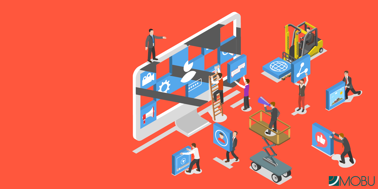 Realizzazione siti web - MOBU by Marco Bellu - Olbia